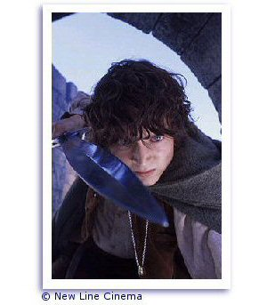 Frodo dishes it up